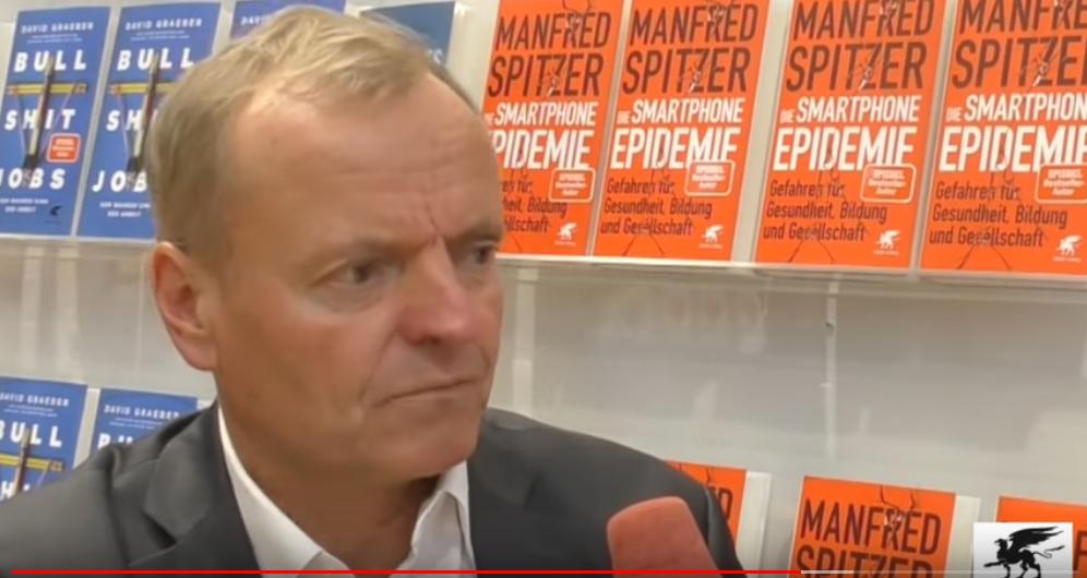 Manfred Spitzer – Die Smartphone Epidemie